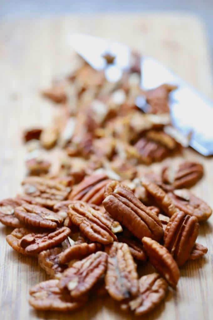 Pecans for Dot's Ultimate Southern Pecan Pie