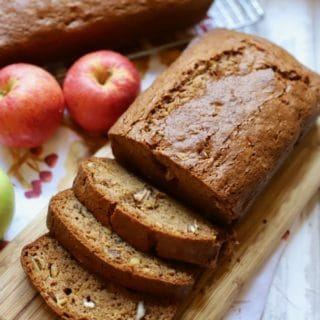 Delicious and moist Easy Southern Style Apple Bread Recipe