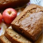 Easy Southern Style Apple Bread Recipe