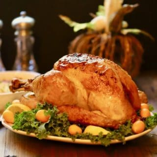 Thanksgiving Simple and Perfect Roast Turkey Recipe