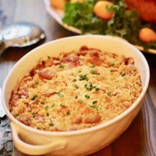 Thanksgiving side dish - Southern Sweet Onion Casserole Recipe