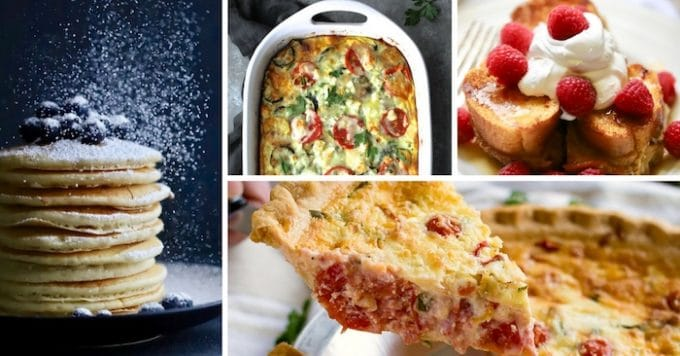 25 Best Christmas Breakfast/Brunch Recipes