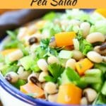 Healthy Black-Eyed-Pea-Salad