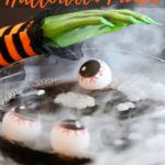 Witches' Brew Halloween Punch with a Kick Pinterest Pin
