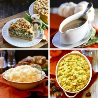 Top 10 Thanksgiving Sides and Menu Ideas