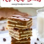 Homemade Copycat Kit Kat Bars Pinterest Pin