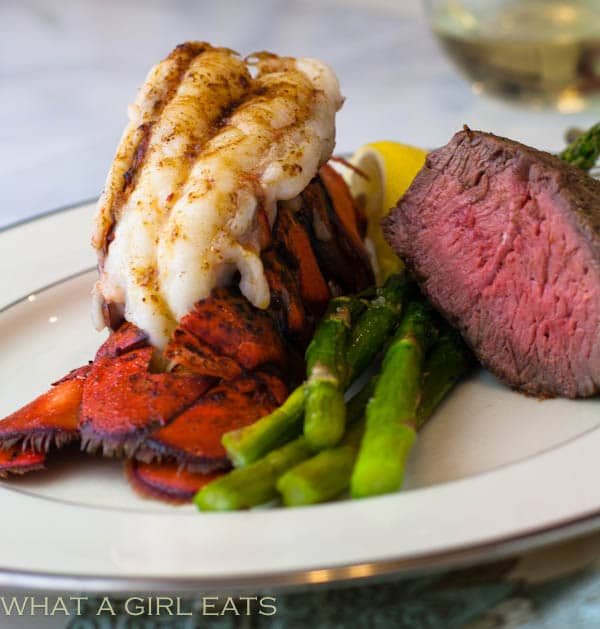 Easy Broiled Lobster Tail
