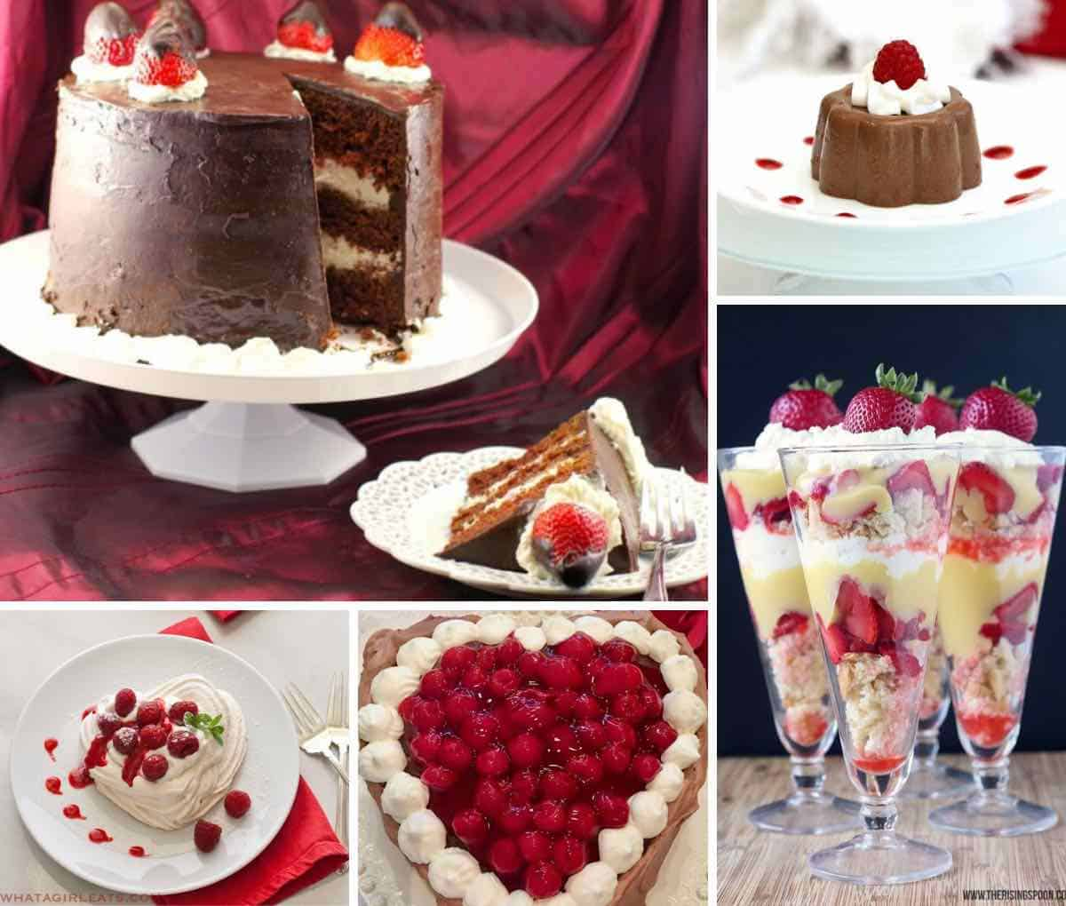 28 Best Decadent Romantic Valentine S Day Desserts
