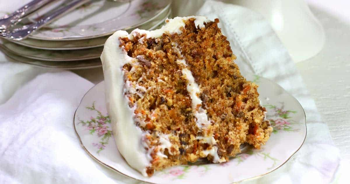 Best Carrot Cake Recipe Southern Living